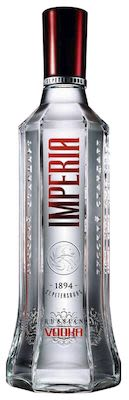 Russian Standard Vodka Imperia 100 cl. - Alc. 40% Vol.
