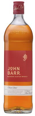 John Barr Finest, 100 cl. - Alc. 40% Vol.