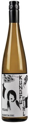Kung Fu Girl Riesling, AVA 75 cl. - Alc. 12% Vol.