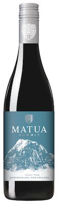Matua, Summit, Pinot Noir, Marlborough 75 cl. - Alc. 12% Vol.