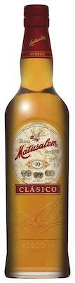 Matusalem Clasico 10 YO 100 cl. - Alc. 40% Vol.
