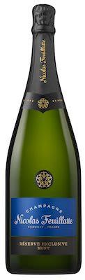 Nicolas Feuillatte Réserve Exclusive Champagne 150 cl. - Alc. 12% Vol.