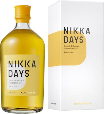 Nikka Days 70 cl. - Alc. 40% Vol. In gift box.