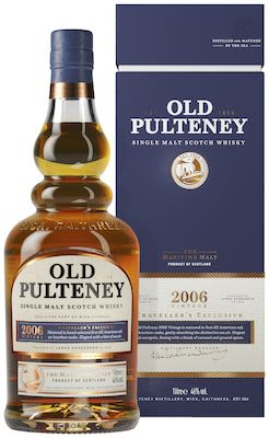 Old Pulteney 2006, 100 cl. - Alc. 46% Vol. In gift box.
