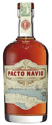 Pacto Navio 70 cl. - Alc. 40% Vol.