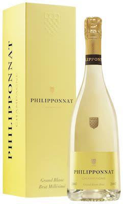 Philipponnat, Grand Blanc, Champagne 75 cl. - Alc. 12% Vol. In gift box.