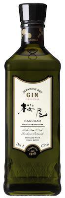 Sakurao Japanese 70 cl. - Alc. 47% Vol.