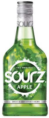 Sourz Apple 70 cl. - Alc. 15% Vol.