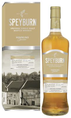 Speyburn Hopkins Reserve, 100 cl. - Alc. 46% Vol. In gift box. Speyside.