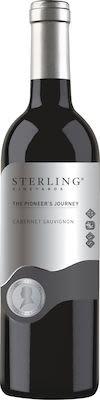 Sterling Vineyards, Pioneer's Journey, Cabernet Sauvignon 75 cl. - Alc. 13.5% Vol.