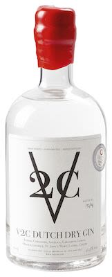 V2C Dutch Dry Classic Gin 70 cl. - Alc. 41.5% Vol.