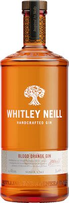 Whitley Neill Blood Orange 100 cl. - Alc. 43% Vol.