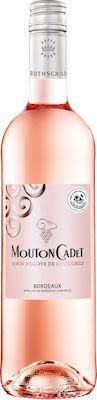 Mouton Cadet Bordeaux Rosé 75 cl. - Alc. 12% Vol.
