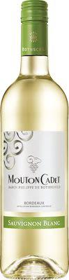 Mouton Cadet Sauvignon Blanc Bordeaux 75 cl. - Alc. 12,5% Vol.