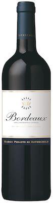 Baron Philippe de Rothschild Bordeaux, AOC 75 cl. - Alc. 13.5% Vol.