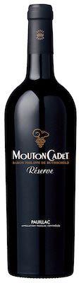 Mouton Cadet Réserve Pauillac 75 cl. - Alc. 13% Vol.