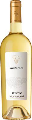 Mouton Cadet Réserve Sauternes 75 cl. - Alc. 13% Vol.