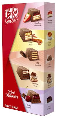 Kit Kat Senses Mini Desserts