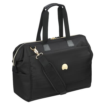 Delsey Montrouge (30,45L) Weekend Bag, Black