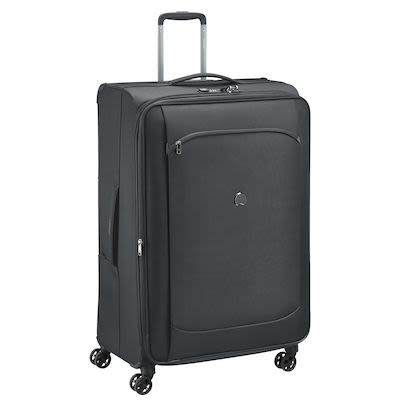 Delsey Montmatre Air 2.0 (138L) 4W Trolley, Black