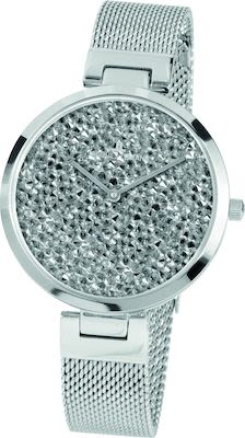 J.L. Ladies' Classic Milano Watch Steel