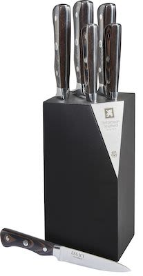 Richardson Sheffield 5-pcs Legacy Knife Block Set