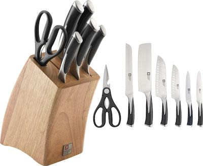 Richardson Sheffield 7-pcs Kyu Knife Block Set