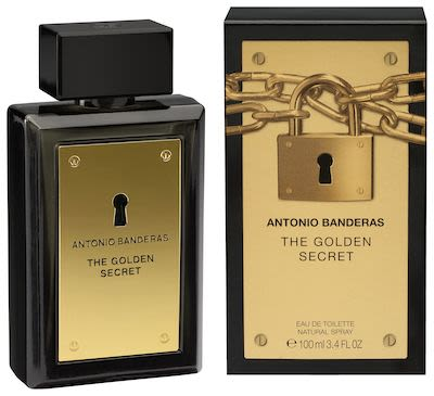 Antonio Banderas The Golden Secret EdT 100 ml