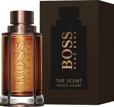 Boss The Scent Private Accord For Him EdT 100 ml