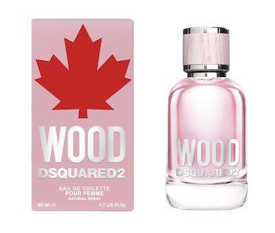 Dsquared2 Wood Pour Femme EdT 50 ml