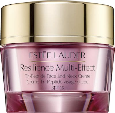 Estée Lauder Resilience Multi-Effect Face and Neck Cream SPF 15. 50 ml
