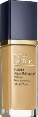 Estée Lauder Futurist Aqua Brilliance Foundation N° 1W0 Warm Porcelain 30 ml
