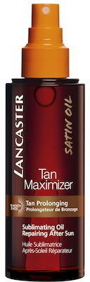 Lancaster After Sun Tan Maximizer Sublimting Oil 150 ml