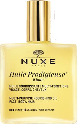 Nuxe Huile Prodigieuse Riche Multi-Purpose Nourishing Oil 100 ml