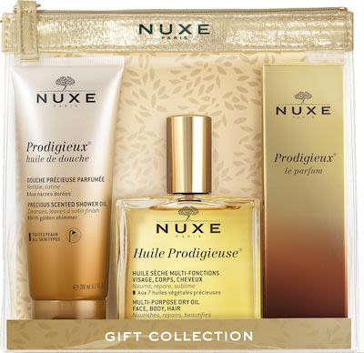 Nuxe Skincare Set