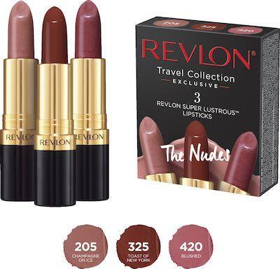Revlon Lipstick Set