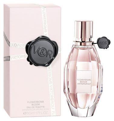 Viktor & Rolf Flowerbomb Bloom EdT 50 ml