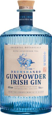 Drumshanbo Gunpowder Irish Gin 70 cl. - Alc. 43% Vol.