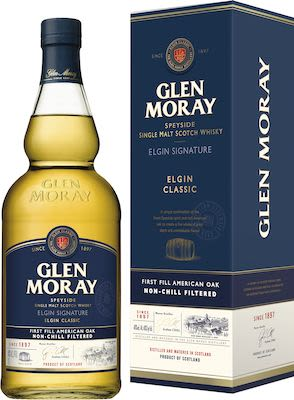 Glen Moray Classic 100 cl. - Alc. 48% Vol.
