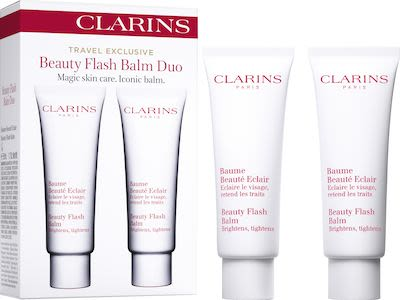 Clarins Beauty Flash Balm Duo Set