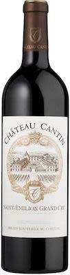 2016 Château Cantin Saint Emilion Grand Cru 75 cl. - Alc. 14,5% Vol.