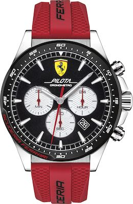 Scuderia Ferrari Gent's Pilota Watch