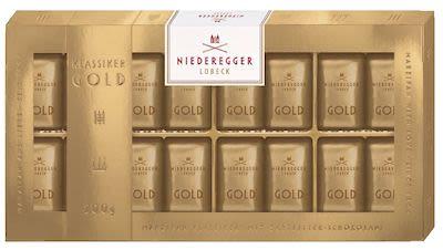 Niederegger Marzipan classics gold 200g