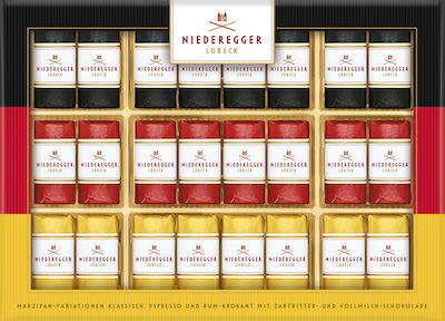 Niederegger Marzipan classics Germany 300g