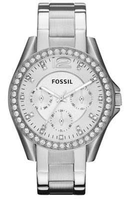 Fossil Ladies' Riley Watch