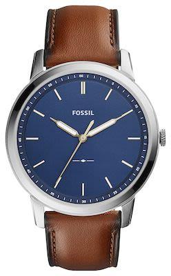 Fossil Gent's Minimalist Watch