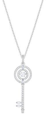 Swarovski Sparkling Dance Key Necklace