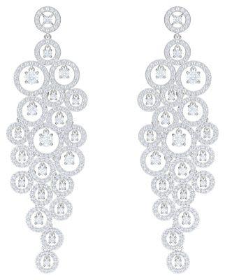 Swarovski Creativity Chandelier Earrings