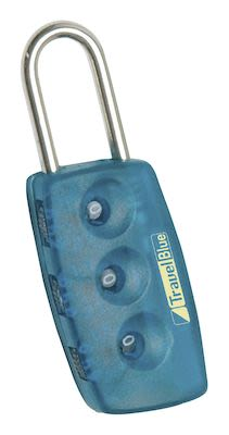 Travel Blue TSA Approved Suitcase Padlock