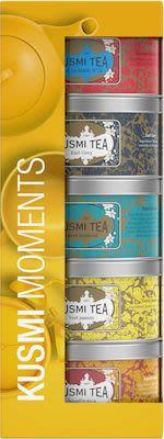 Kusmi Moments Pack 5x25g tins